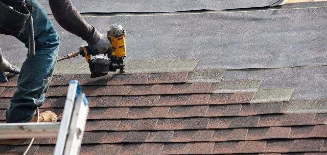 professional roofing