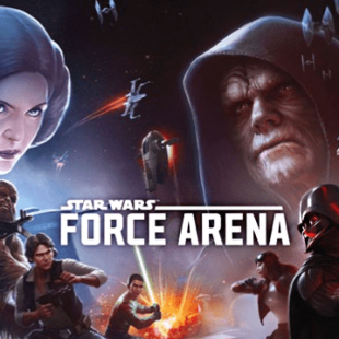 Mobile Game Review for Star Wars: Force Arena (New)