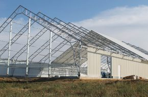MINING OPERATIONS CUTTING COSTS WITH BUDGET-FRIENDLY FABRIC BUILDINGS